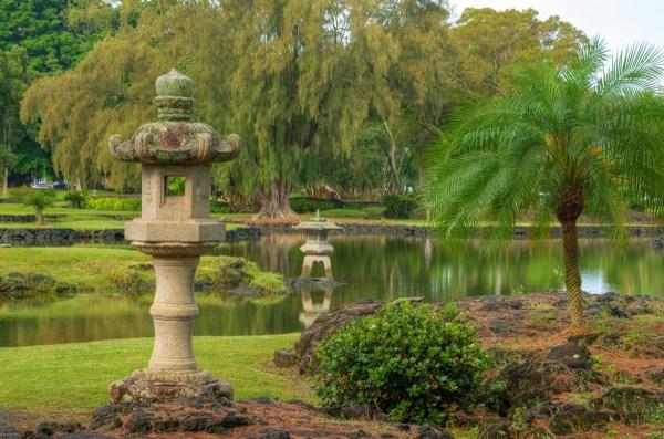 Liliuokalani Gardens, Hilo Hawaii