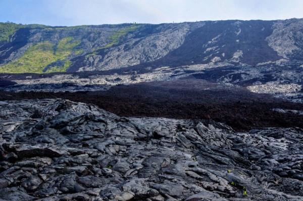 Volcanoes National Park Landscape