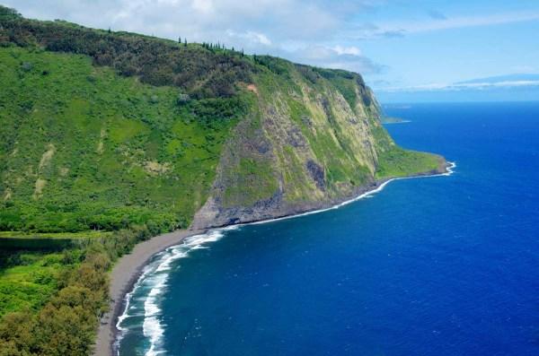 Waipio Valley Overlook, Hawaii