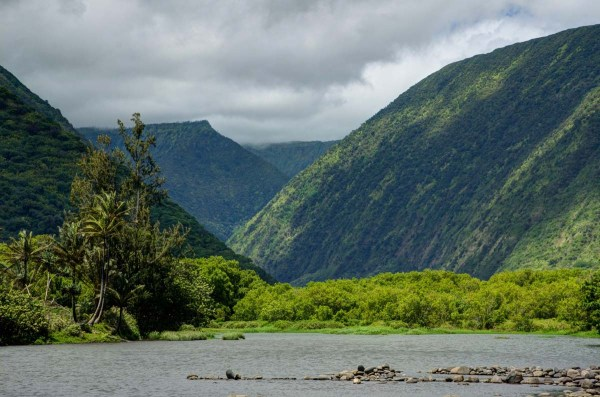 Waipio Valley, Big Island, Hawaii