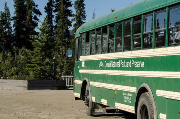 Denali Bus Service