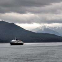 Alaskan Cruising without the Cruise Ship