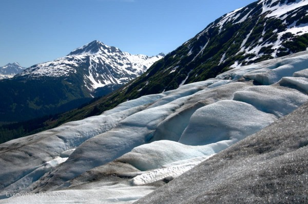 Exit Glacier Mountain View