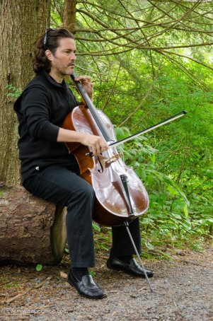 Zuill Bailey, Artistic Director of the Sitka Summer Music Festival