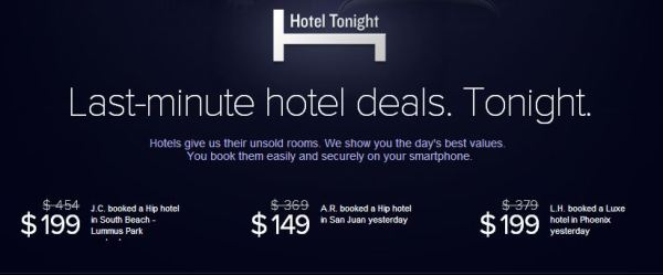 Hotels Tonight Review