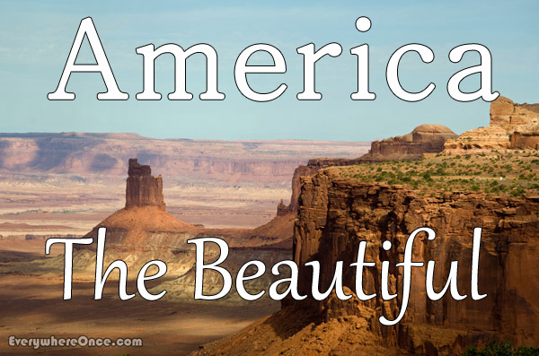 America the Beautiful Canyonlands