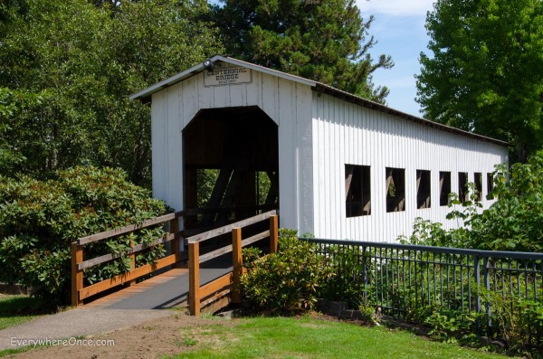 Centennial Covered Bridge