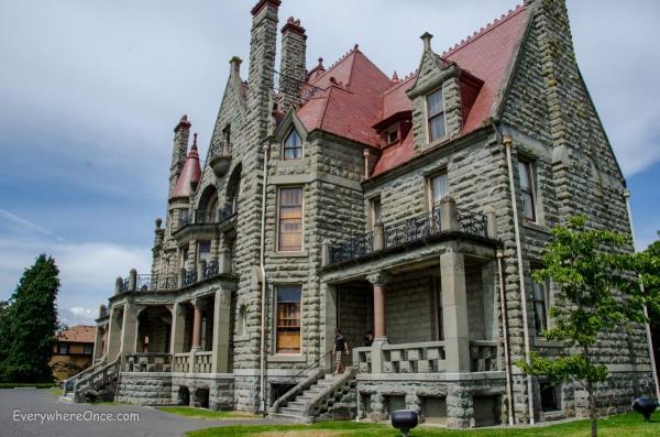 Craigdarroch Castle, Victoria, British Columbia