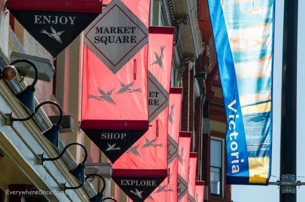 Market Square Victoria