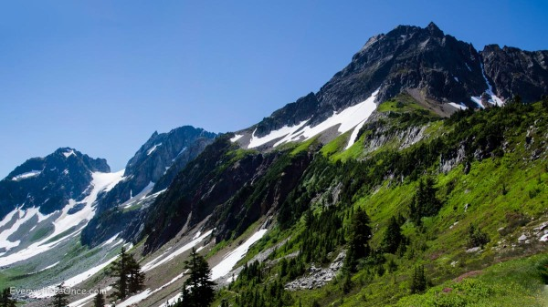 Northern Cascades, Cascade Pass