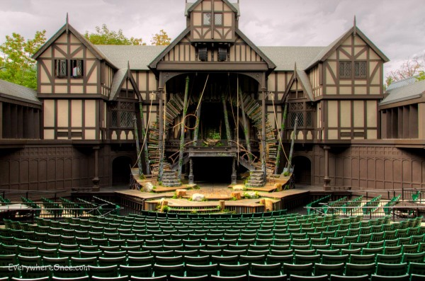 Shakespeare Festival Ashland Oregon