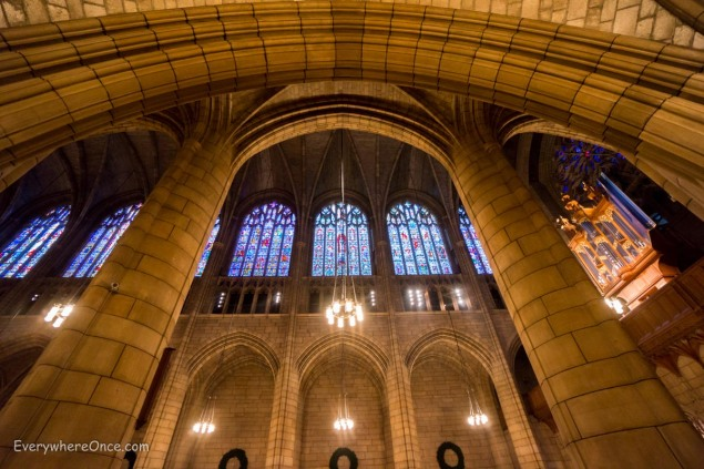 St Thomas Chruch New York New York