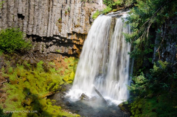 Warm Spring Falls