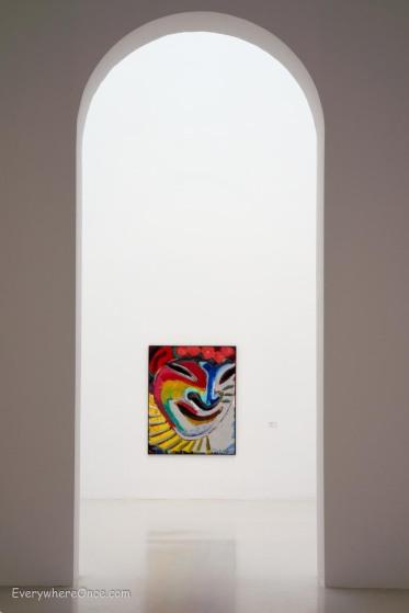 Art at Madrid's Palacio de Valezquez