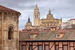 Segovia Cathedral, Spain