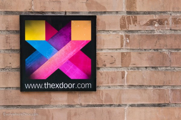 The X Door, Puzzle Game, Valencia, Spain