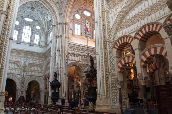 Cordoba Mezquita Catholic Chapel