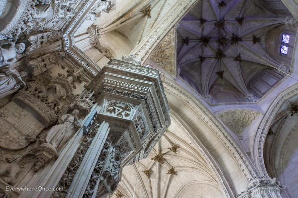 Monasterio San Juan de los Reyes Toledo Spain
