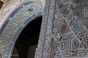 Seville Alcazar Arches II