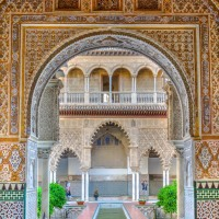 The Real Alcazar of Seville, A Photo Tour