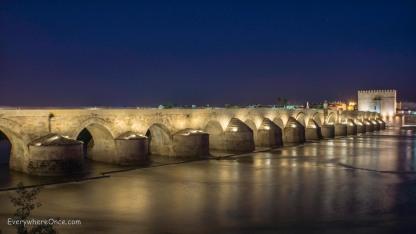 The Roman Bridge of Cordoba