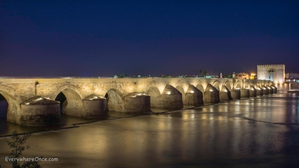 The Roman Bridge of Cordoba