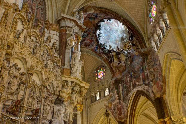 Toledo Cathedral El Transparente