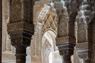 Alhambra's Nasrid Palace