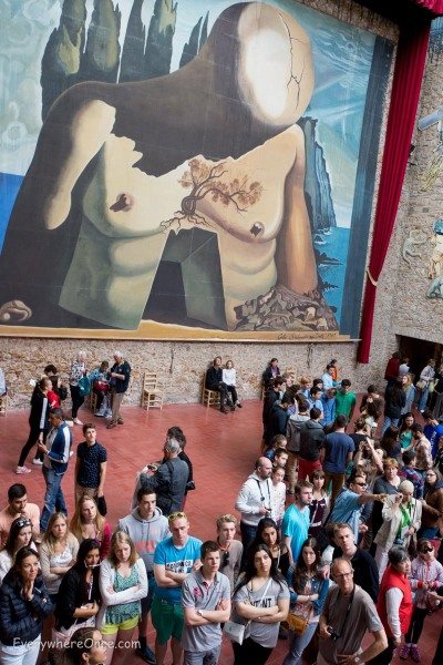 Dali Museum Figueres Spain