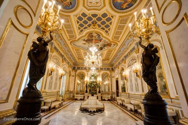 Palacio del Marques de Dos Aguas Inside