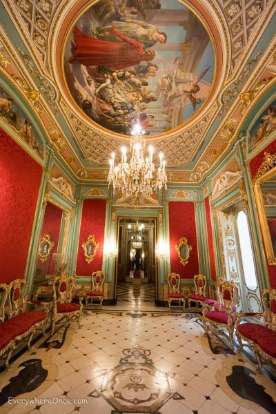 Palacio del Marques de Dos Aguas Interior