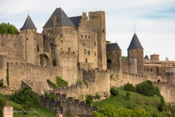 Carcassonne, France-1