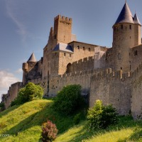 Carcassonne: Thank God it's Touristy