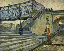 L'Escalier du Pont de Tringquetaille