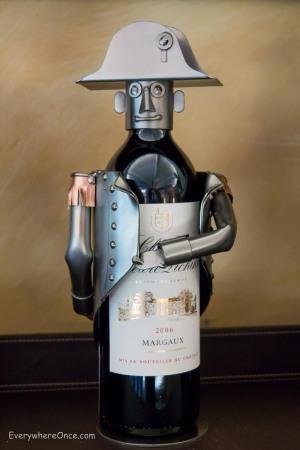 Napoleon the Wine Cozy