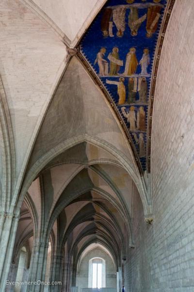 Palis de Pope Avignon, France