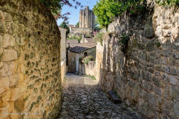 Saint Emilion, France