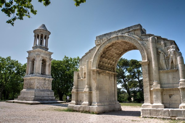 The Ruins of Glanum