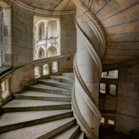 Chambord Spiral Staircases