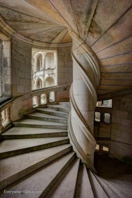 Chambord Spiral Staircase