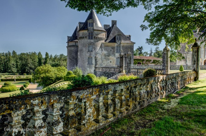 Chateau de la Roche Courbon, France