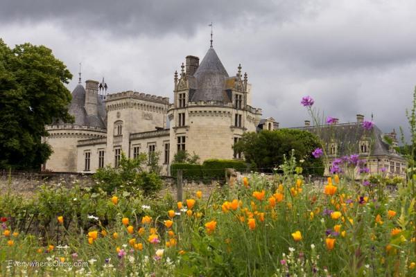 Château de Brézé, France