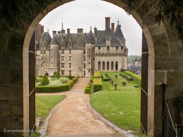Château de Langeais, France