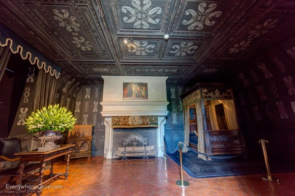 Chenonceau, Room of Tears