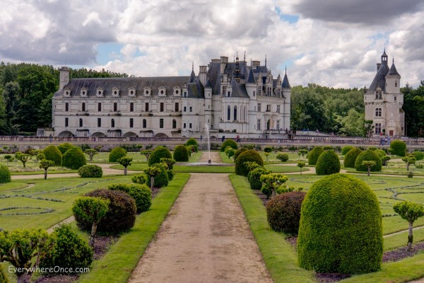 Like Shooting Chateaux in the Loire