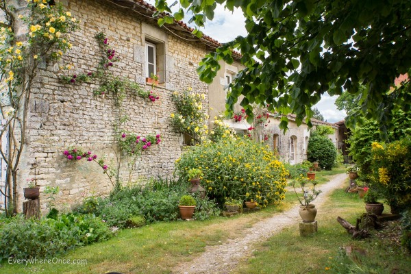 Country guesthouse in France