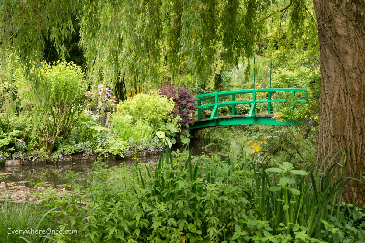 Famous Flora: Monet\'s Garden | Everywhere Once