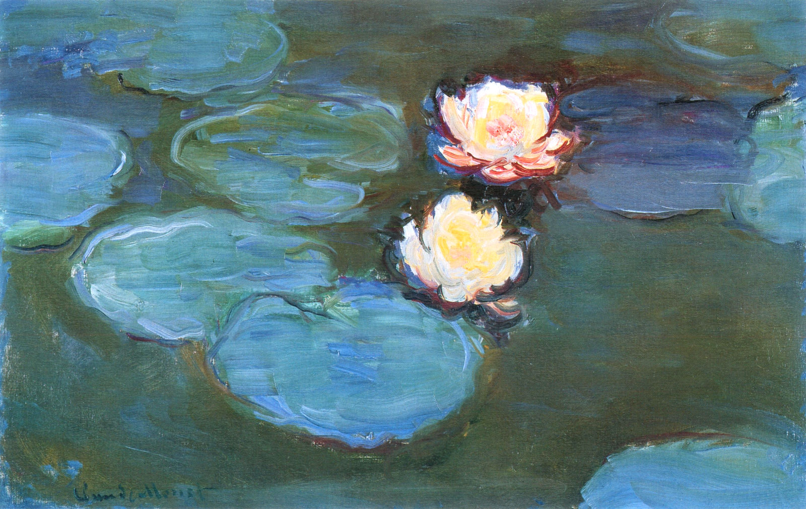 Water Lilies 1899