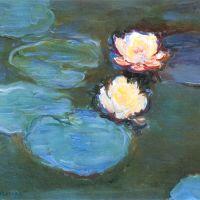 Famous Flora: Monet's Garden