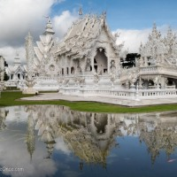 Wat Rong Khun, The Weird Temple